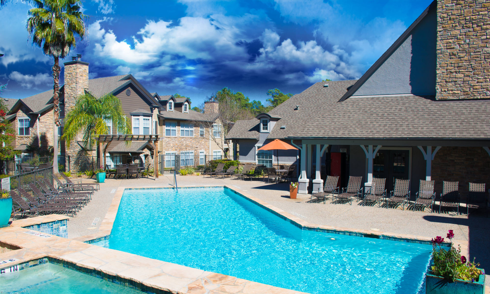 Apartments in The Woodlands, Texas