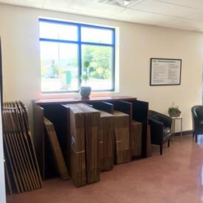 Various boxes available at Towne Storage - Riverton Redwood in Riverton, Utah