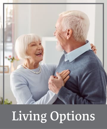 Living Options at Spring Creek Village in Spring, Texas