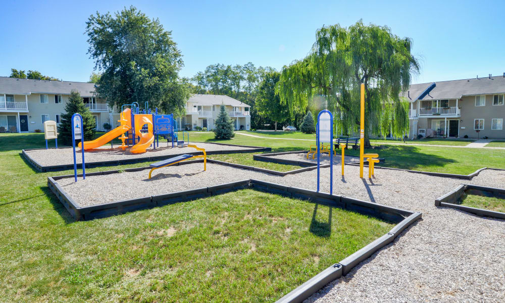 Playground at Greentree Village Townhomes