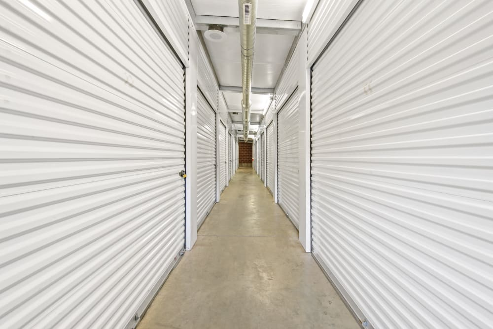 Climate controlled storage units at Storage Star West Valley in West Valley, Utah