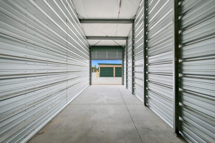 Storage unit at Storage Star Cheyenne in Cheyenne, Wyoming