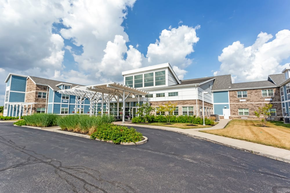 Building exterior of Clearvista Lake Health Campus in Indianapolis, Indiana