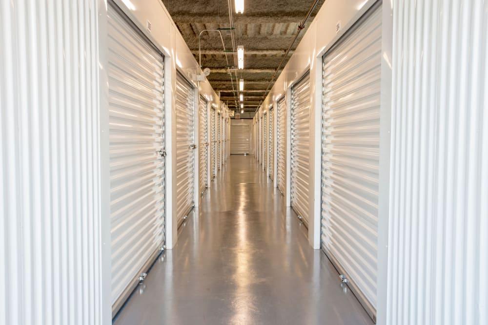 Bright Interior Units at Metro Self Storage in Chicago, IL