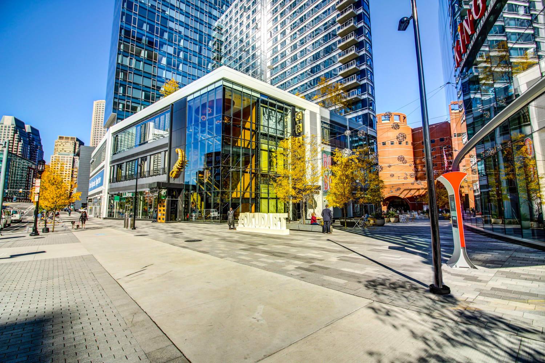 The Benjamin Luxury Apartments Boston Near Downtown