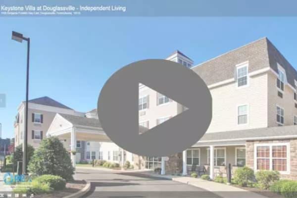 Independent Living virtual tour at Keystone Villa at Douglassville in Douglassville, Pennsylvania