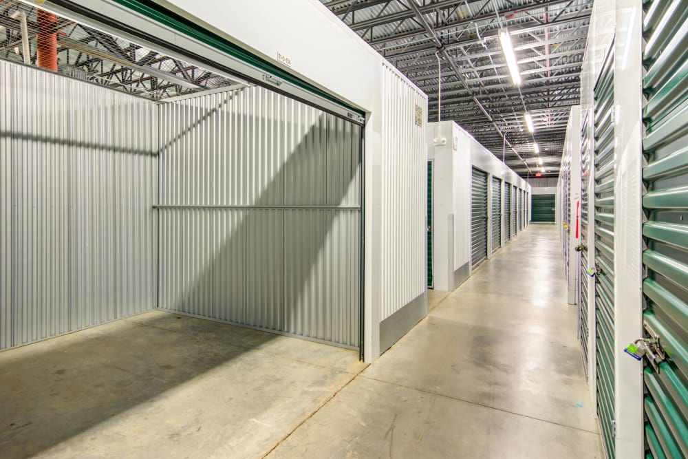 Units at Metro Self Storage in Montgomery, Alabama