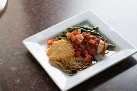 Delicious food at The Glenn Minnetonka, MN
