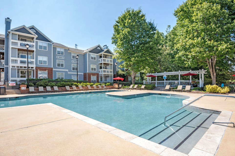 North Raleigh, NC Apartments off I540 | The Village Apartments