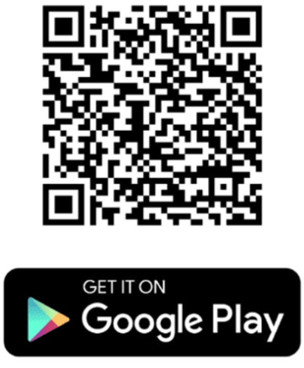 QR Code for Google Play at Solaire 7077 Woodmont in Bethesda, Maryland