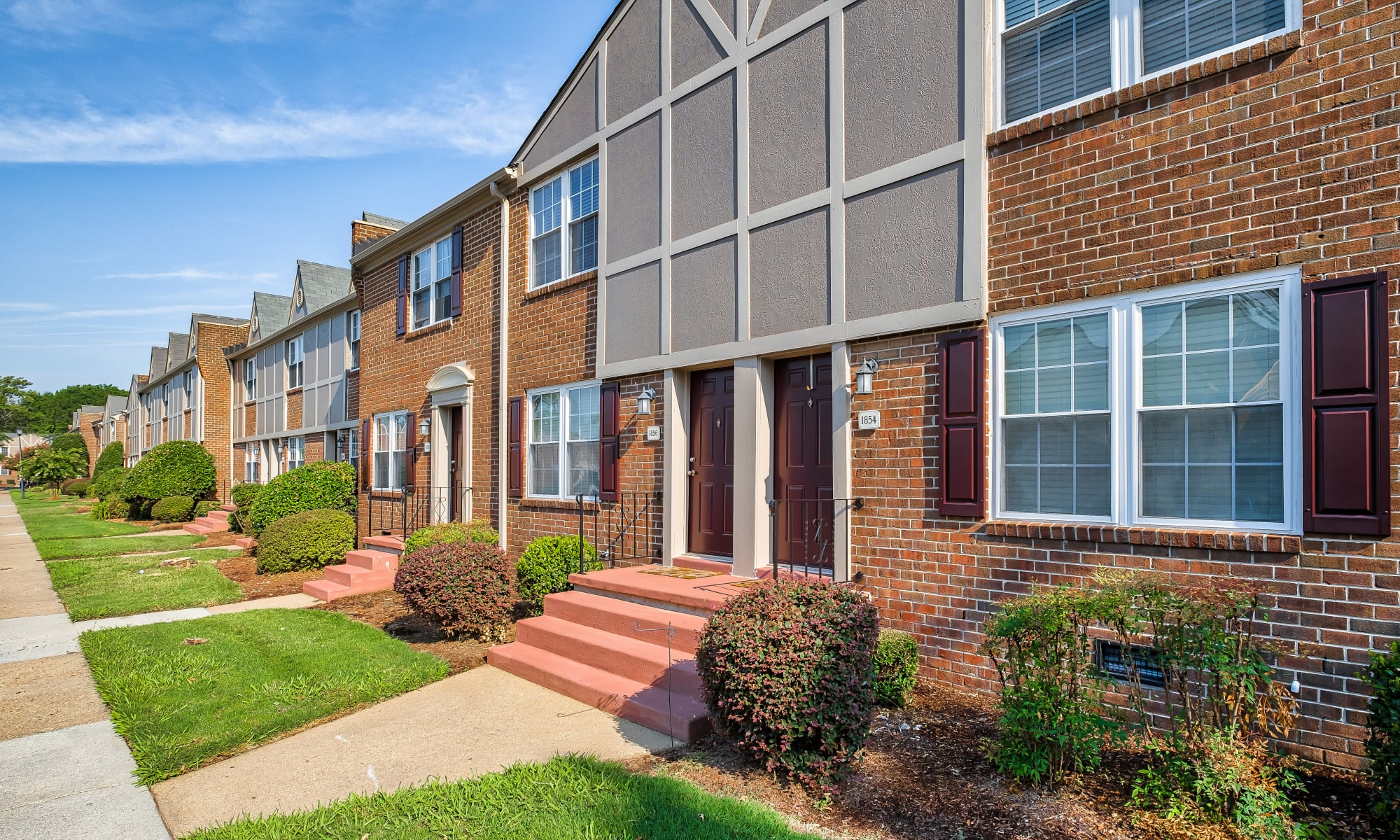 Maple Bay Townhomes in Virginia Beach, Virginia