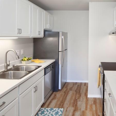 Floor Plans at Bridge Creek Apartments