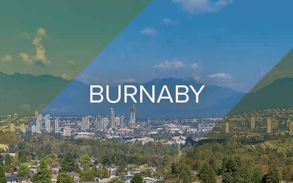 Burnaby communities