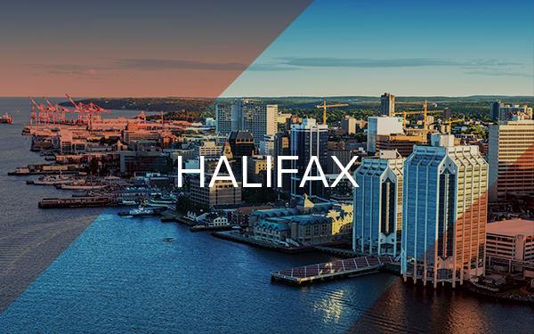 Halifax communities