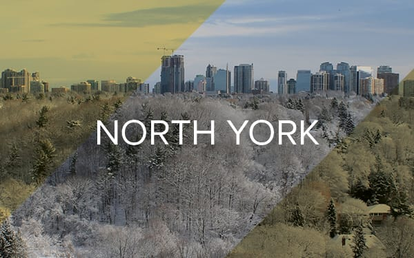 North York communities