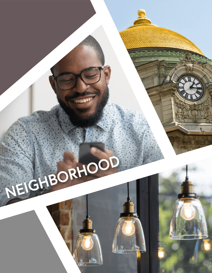 See our neighborhood at The Forge in Buffalo, New York