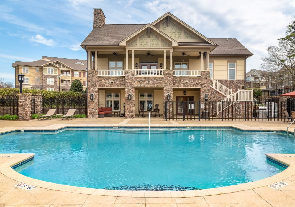 Luxury Townhome Community with Pool
