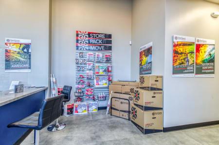 Interior photo of StorQuest Self Storage in Modesto, California