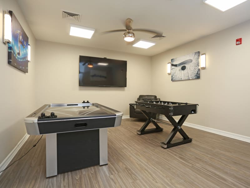 Clubhouse at Apartments in Lakewood, Colorado