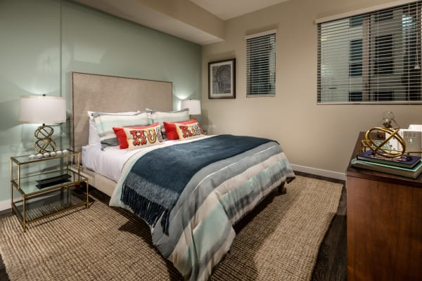 Large bedrooms at Berkshire K2LA