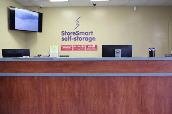 Office at StoreSmart Self-Storage in Conway, Arkansas
