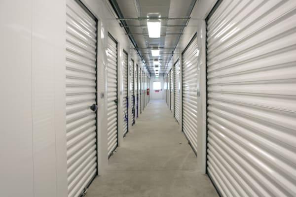 Interior units at Midgard Self Storage in Florence, Alabama