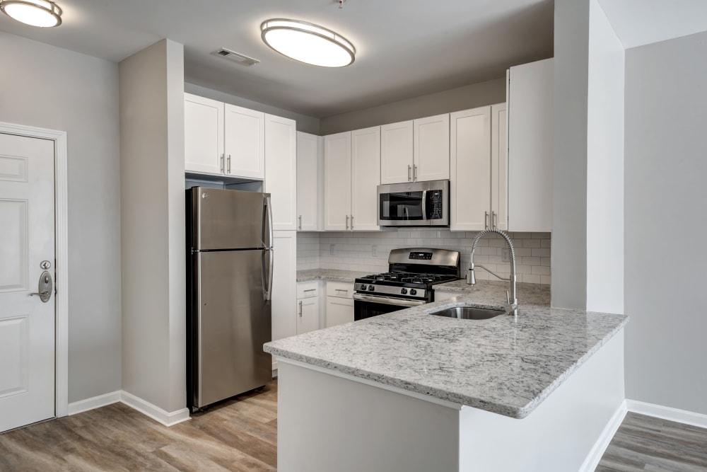 Nice kitchen units in Canton, Massachusetts