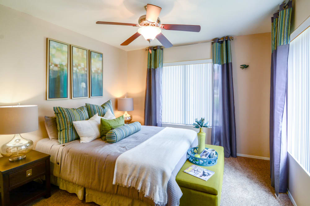View the floor plans at The Palms on Scottsdale in Tempe, Arizona