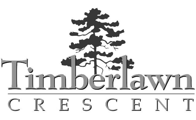 Timberlawn Crescent Logo