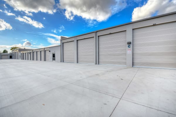 Self storage units for rent at My Self Storage Space in Brea, California
