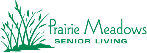 Prairie Meadows Senior Living Logo