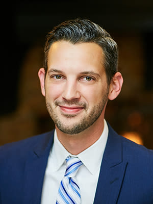Jace Sampson, Vice President of Operations at Radiant Senior Living