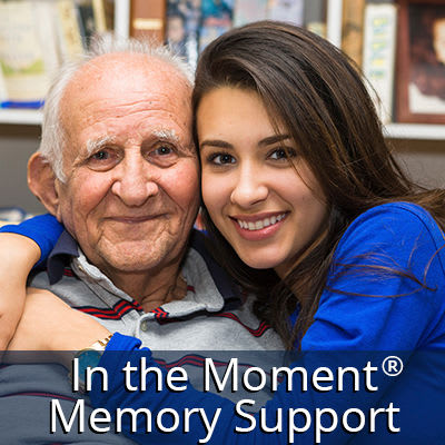 In the Moment Memory Support at Regency Palms Palmdale in Palmdale, California