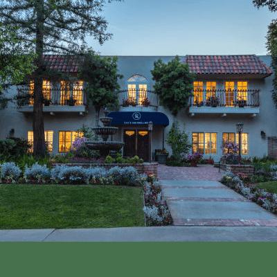 Regency Park Oak Knoll in Pasadena, California