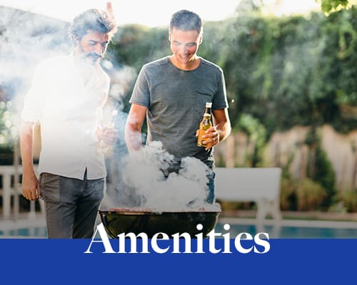 View amenities at The Establishment at 1800 in Missouri City, Texas
