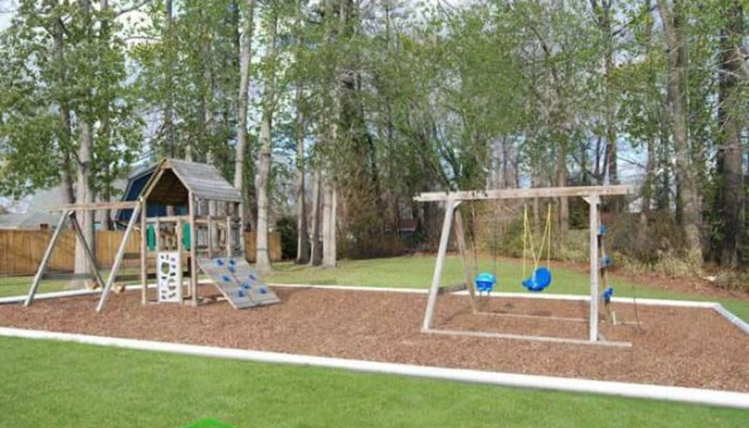 Playground at Willow Oaks Apartments in Chesapeake, VA