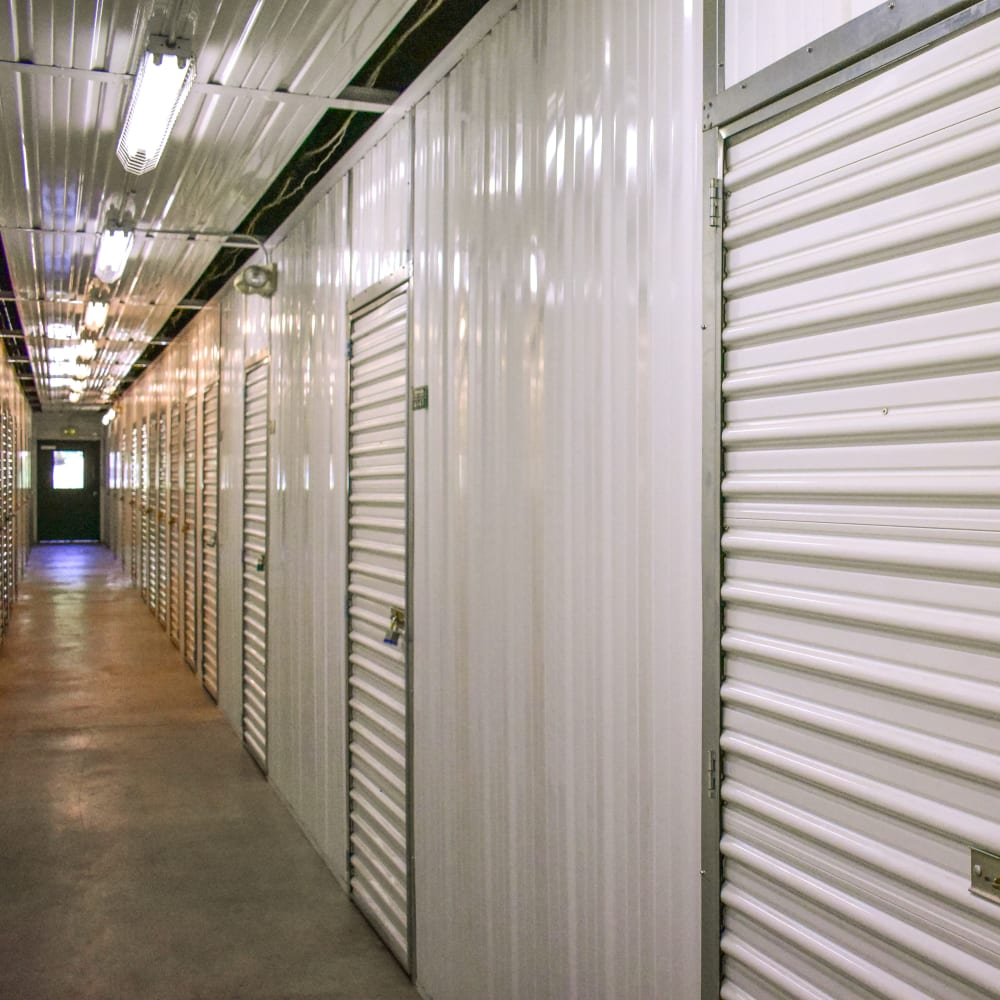 View the climate-controlled storage units at STOR-N-LOCK Self Storage in Thornton, Colorado