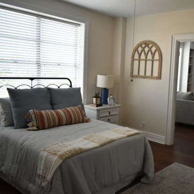 View floor plans at Parkview in Memphis, Tennessee