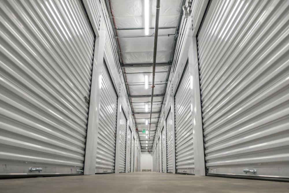 Interior units at Urban Self Storage Enumclaw - Phase II