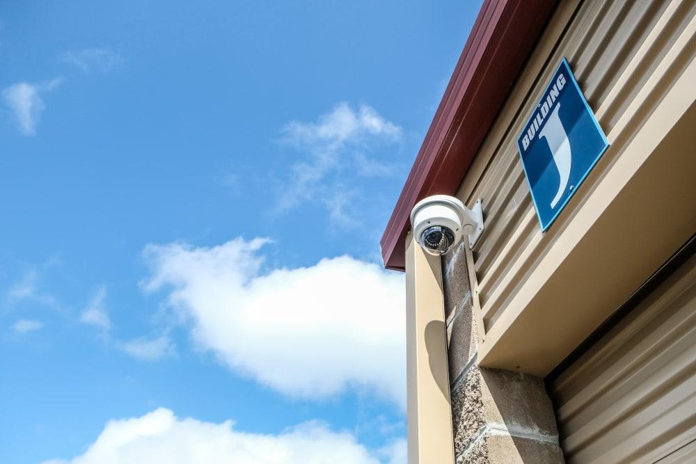Security camera at Urban Self Storage Enumclaw - Phase II
