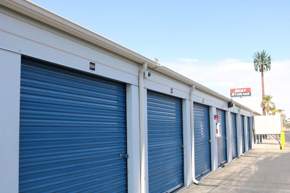 Clean storage units in Henderson, Nevada