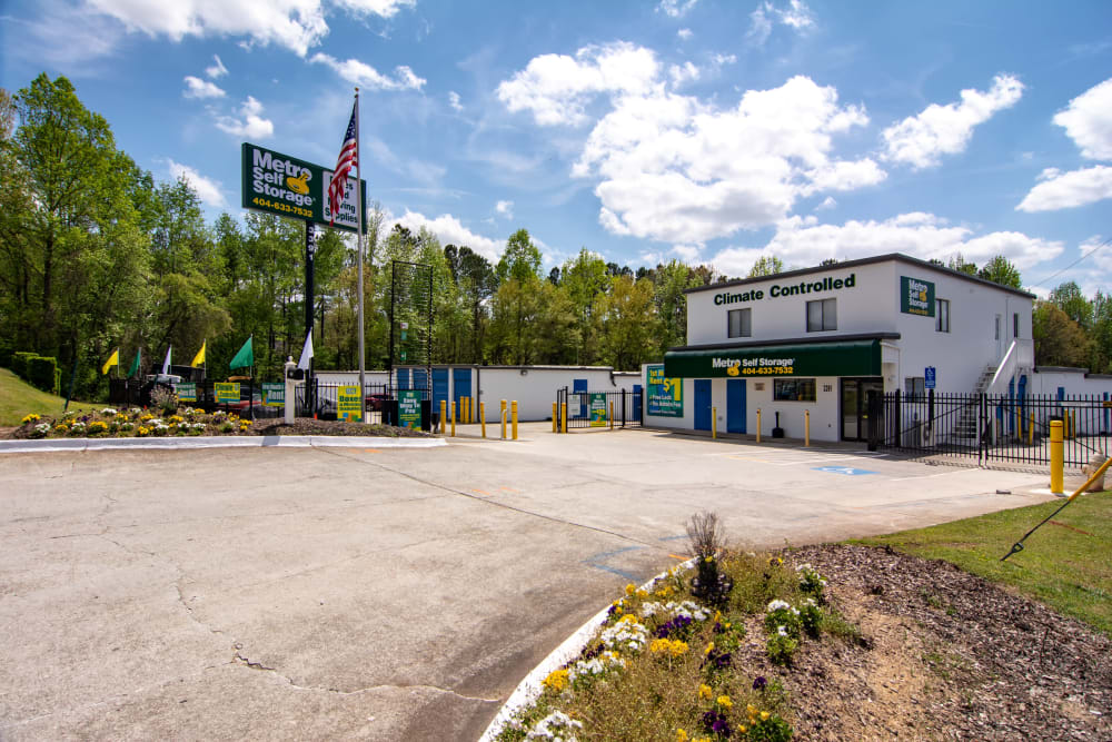 Facility at Metro Self Storage in Decatur, GA