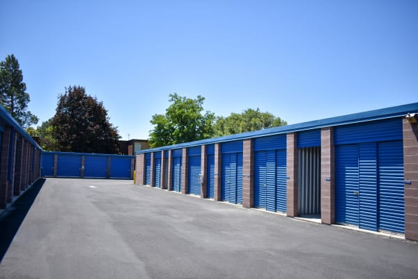 A variety of sized storage units at STOR-N-LOCK Self Storage in Boise, Idaho