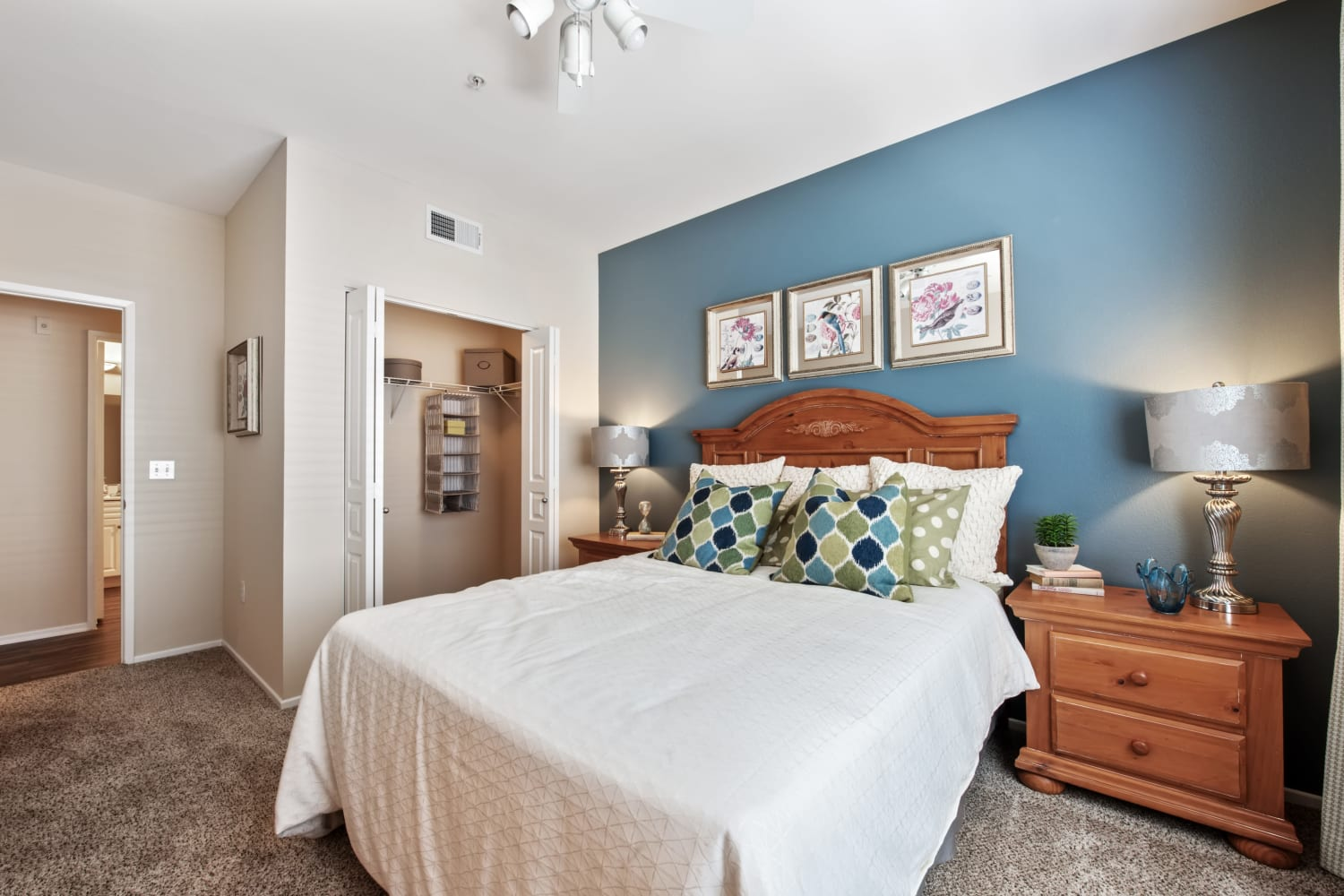 The Village on 5th in Rancho Cucamonga, California offers a bedroom