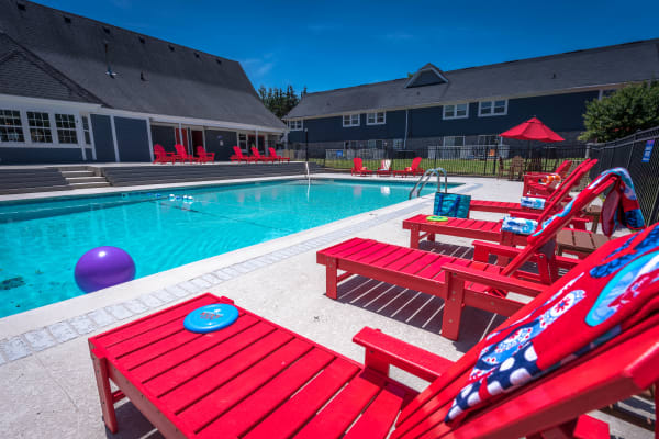 Community amenities at Mallards Landing Apartment Homes in Nashville, Tennessee