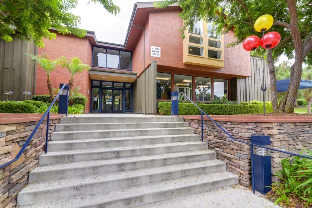 Building Exterior at Presidio at Rancho Del Oro in Oceanside, CA