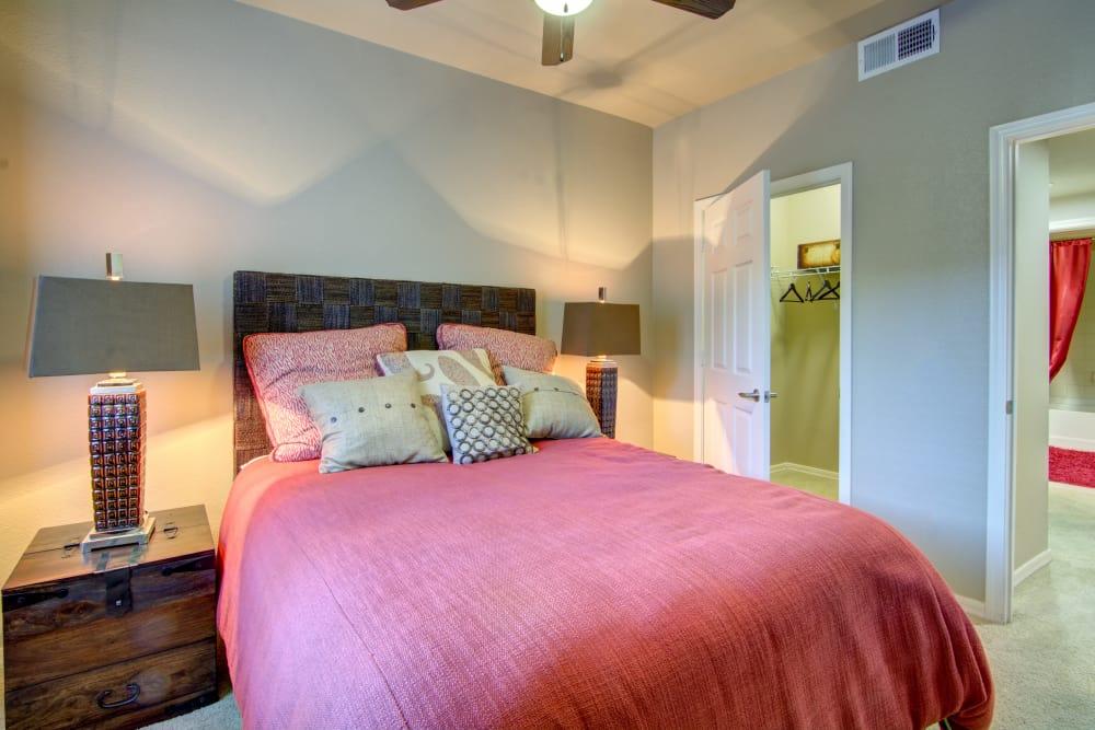 Apartment bedroom in Surprise, Arizona