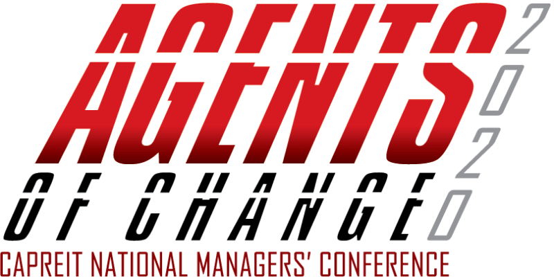 Agents of Change National Managers Conference hosted by CAPREIT in Rockville, Maryland