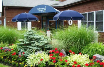 Harborside Manor is a nearby community of Village Green Apartments