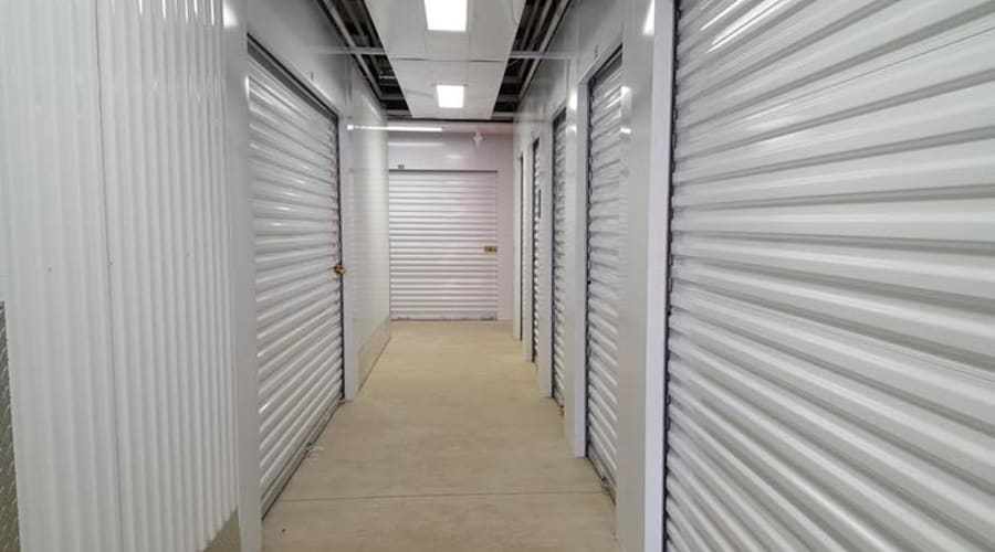 Temperature controlled storage available at Monster Self Storage in Bonaire, Georgia